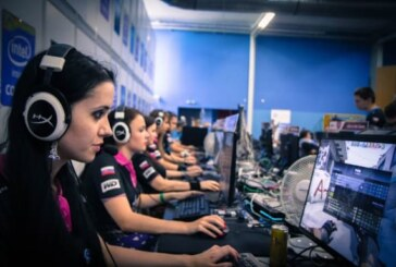 Majoriteten av kvinnliga spelare får utstå trakasserier online