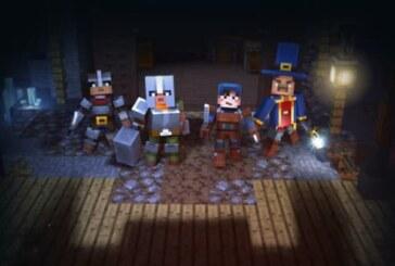 Minecraft: Dungeons är Mojangs nästa spel