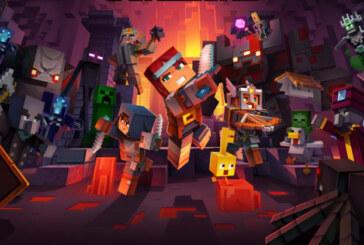 Minecraft Dungeons – På gång