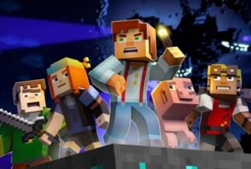 Minecraft: Story Mode tas ner från alla onlinebutiker den 25 juni