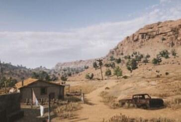 Nya skärmdumpar bevisar att Battlegrounds ökenkarta inte bara existerar i dina drömmar