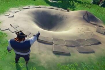 Ingen vet vad det här mystiska hålet i Sea of Thieves betyder