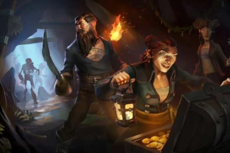 Sea of Thieves kommer till Steam den 3 juni, kolla in nya trailern!
