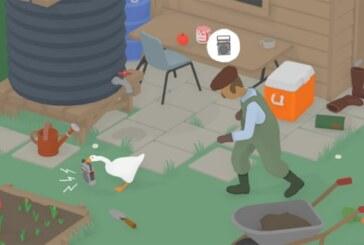 Untitled Goose Game har sålt över en miljon exemplar