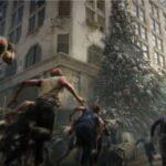 Ganska många zombier i ny World War Z-trailer