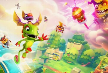 Yooka-Laylee and the Impossible Lair – Recension