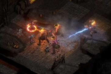 Ny Pillars of Eternity 2-trailer belyser features