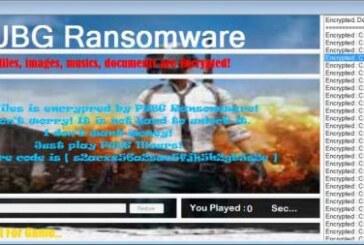 Nytt virus kidnappar dina filer och tvingar dig att spela PUBG