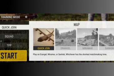 Nu kan du välja karta i Playerunknown's Battlegrounds