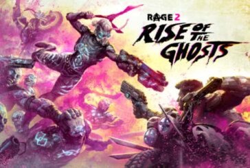 Rage 2: Rise of the Ghosts är ute nu, kolla in lanseringstrailern!