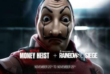 Rainbow Six Siege får nytt event och gratishelg