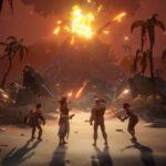 Sea of Thieves-uppdatering lägger till ny zon, ny questtyp och roddbåtar!