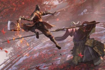 Sekiro: Shadows Die Twice släpps på fredag, kolla in nya gameplay-trailern!