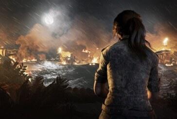Här är premiärtrailern för Shadow of the Tomb Raider