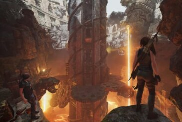 Shadow of the Tomb Raider-dlc:t The Forge släpps imorgon, kolla in nya trailern