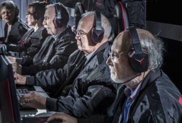 Utmana hårdkokta pensionärer i Counter-Strike på Dreamhack!