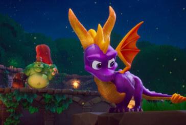 Spyro Reignited Trilogy har släppts till Steam, kolla in lanseringstrailern!