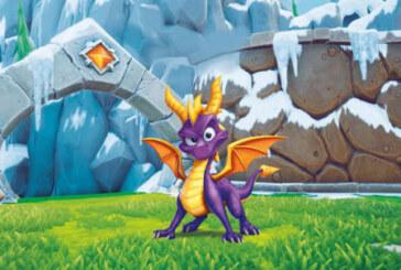 Spyro Reignited Trilogy verkar komma till pc också