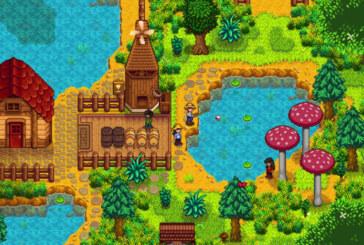 Stardew Valley får multiplayer väldigt snart