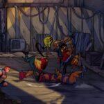 Streets of Rage 4 visar upp retroläge i ny trailer