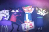 Taylor Swift + Night in the Woods = Sant?