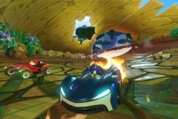 Team Sonic Racing har försenats till den 21 maj