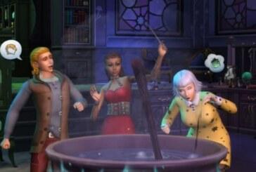 The Sims 4: Realm of Magic visar upp trollformler i ny gameplaytrailer