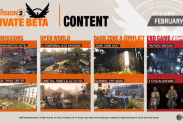 The Division 2-betan bjuder på endgame-uppdrag, Ubisoft ber om ursäkt för PR-blunder
