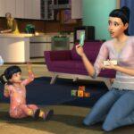 The Sims 4 har äntligen blivit med barn