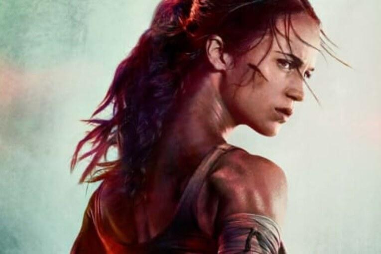 Internet har roligt över nya affischen för Tomb Raider-filmen