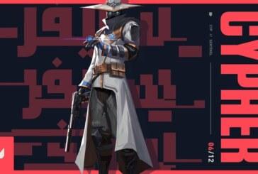 Valorant visar upp marockanska spionen Cypher i ny trailer
