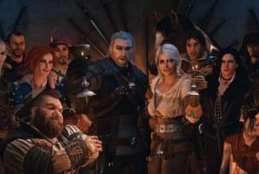 Så skapades den öppna världen i The Witcher 3