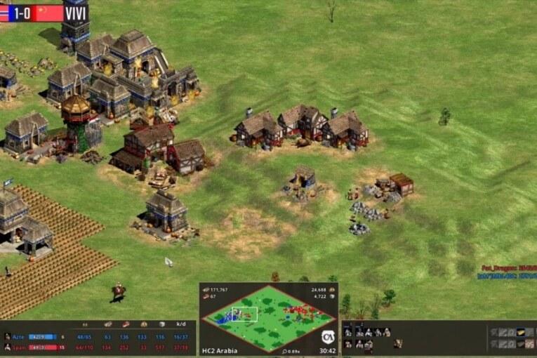 Åskådarverktyget Capture Age kommer till Age of Empires 2: Definitive Edition