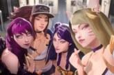 League of Legends-bandet K/DA släpper ny musikvideo nästa vecka