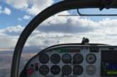 Twitch spelade Flight Simulator, lyckades landa plan