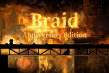 """Braid får """"handmålad remake"""", släpps tidigt nästa år"""