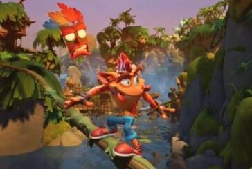 Crash Bandicoot 4: It's About Time släpps i höst, men bara till konsol