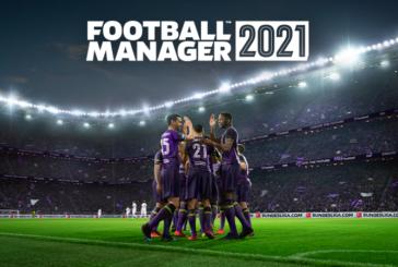 Football Manager 2021 visar upp nyheter i ny video