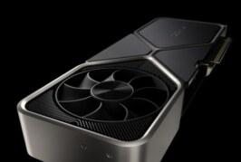 Nvidia har presenterat nya grafikkortsserien Geforce RTX 30