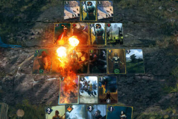 Gwent: The Witcher Card Game har lanserats till Steam