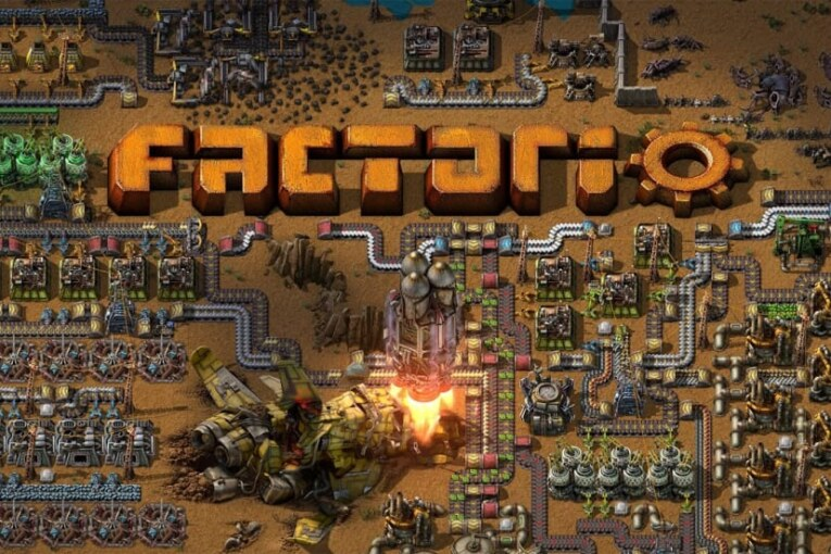 Factorio – Recension