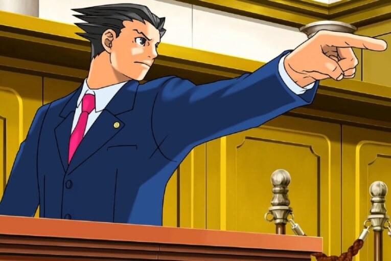 Phoenix Wright: Ace Attorney – Jag älskar dig