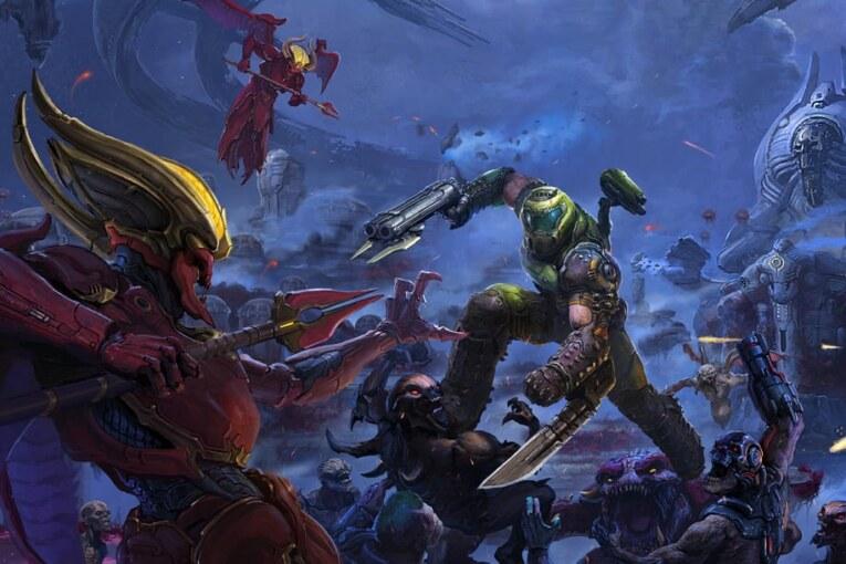 Det första Doom Eternal-dlc:t är ute nu, kolla in lanseringstrailern!
