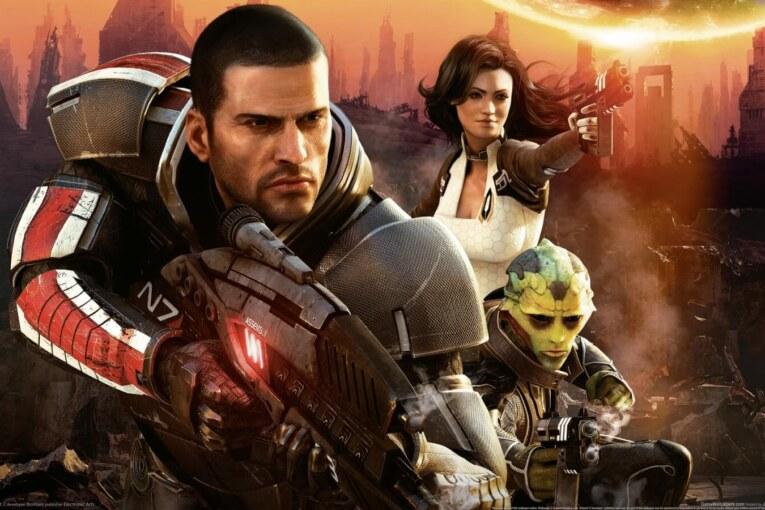 Henry Cavill antyder hemligt Mass Effect-projekt