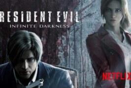 En datoranimered Resident Evil-serie är på väg till Netflix