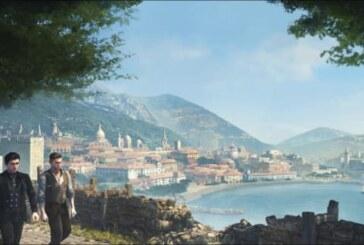 Sherlock Holmes Chapter One visar upp miljöer i ny trailer