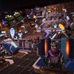 Spacebase Startopia – På gång