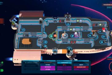 FTL-doftande Space Crew släpps i oktober, kolla in nya trailern