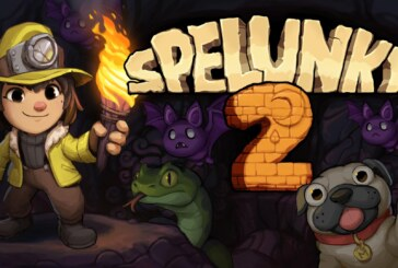 Spelunky 2 – Recension