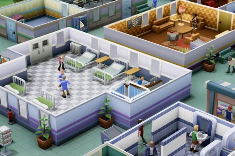 Two Point Hospital för Theme Hospital-arvet vidare